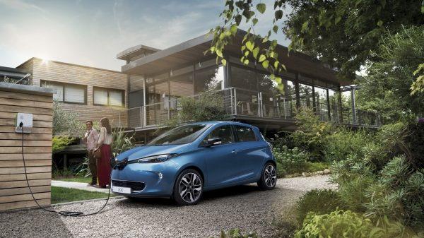 15 000 km darmowej podróży w 100% elektrycznym Renault ZOE