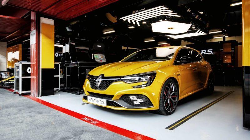 Nowe Renault MEGANE R.S. TROPHY