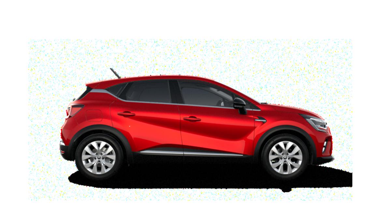 Renault CapturNowy