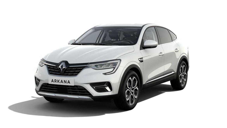 Renault ArkanaNowa