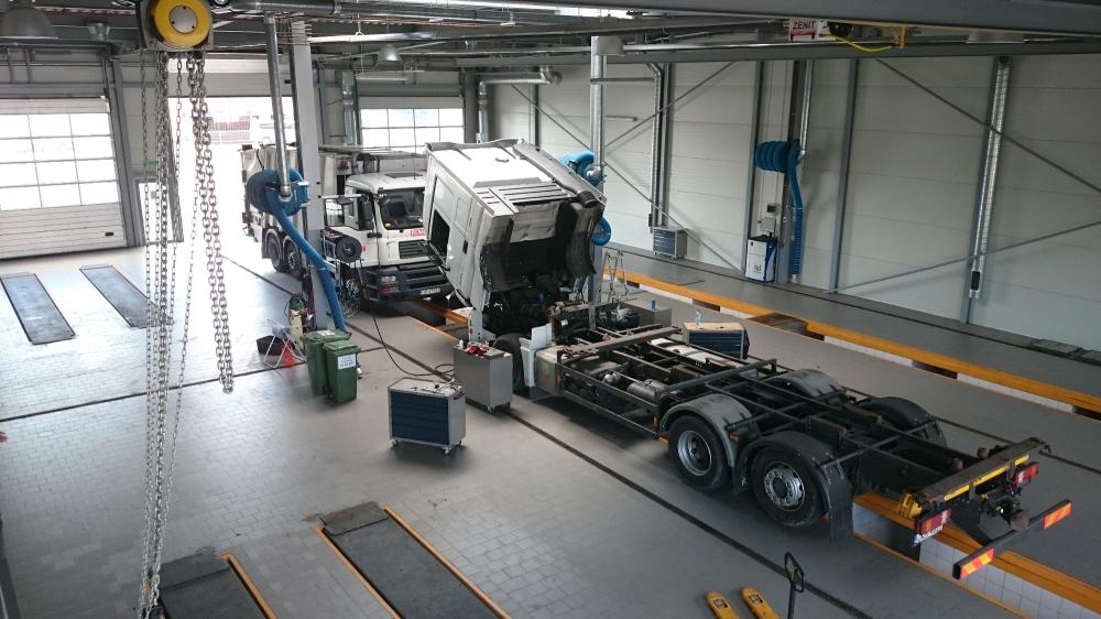 Marcar Trucks Serwis MAN Opole