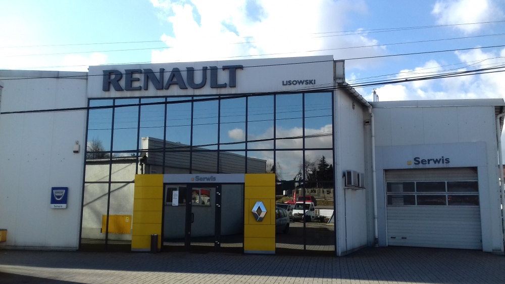 Renault Wieliczka
