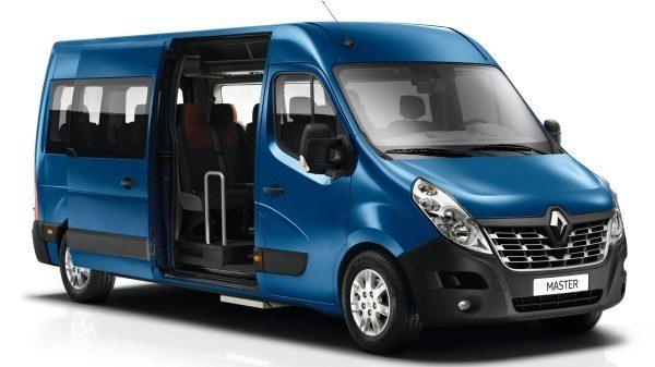 Zabudowa Renault Master Brygadówka