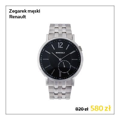 Zegarek męski Renault
