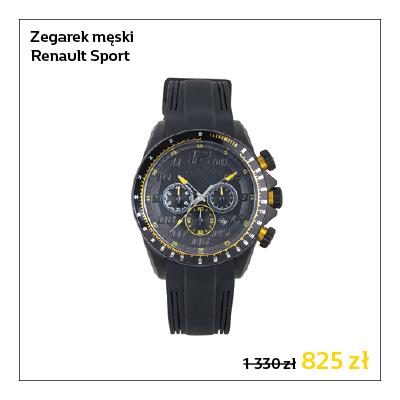 Zegarek męski Renault Sport