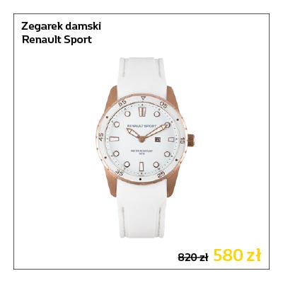 Zegarek damski Renault Sport