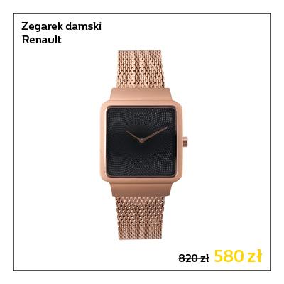 Zegarek damski Renault